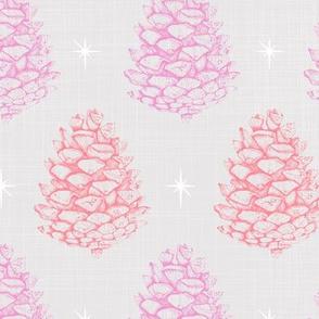 Pine Cone - Bubble Gum