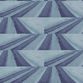 blue-gray abstract