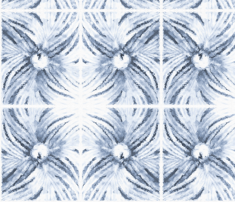 silver spirals fabric by b-bliss-designs on Spoonflower - custom fabric