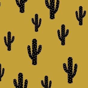 Cactus - Mustard
