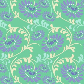whirly_blue_floral