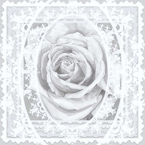 Bridal Rose Lace