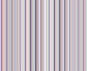 Stripes White/Multi-Colored
