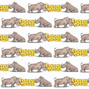Crash of Rhino's