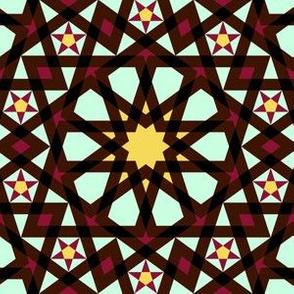 decagon star : aviary trellis