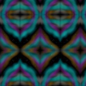 Galaxy kaleidoscope