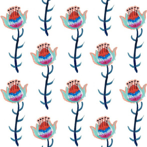 Bolshy Protea Bloom 4