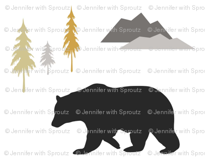bears_trees_mountians