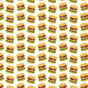 20600999-burger-pattern-Stock-Vector