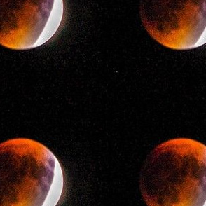 September Blood Moon