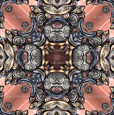 tin ceiling I