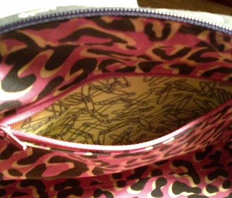 Punk leopard pink