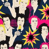 Pink punks