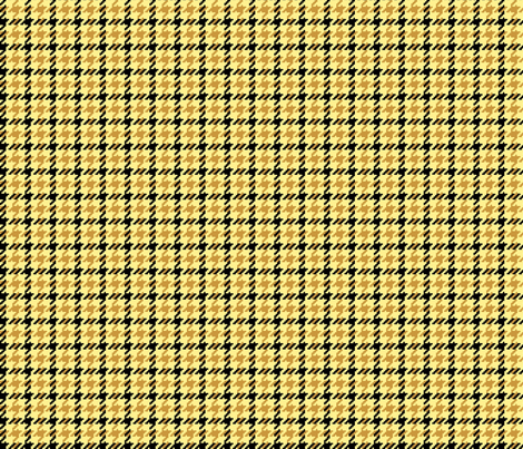 1st Doctor trousers houndstooth  fabric by bad_wolf_costumes on Spoonflower - custom fabric