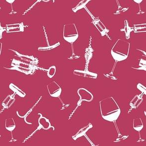 Wine Tasting - Rasberry
