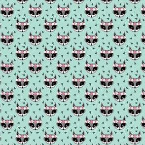 raccoon mint flowers florals spring cute girls