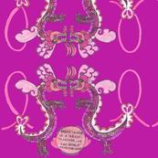 Breast Cancer Survivor Dragon
