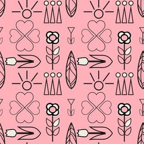 PINK SIMPLISTIC