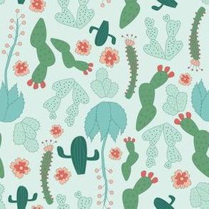 Cactus - mint