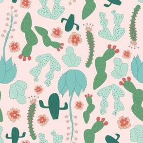 Cactus - pink