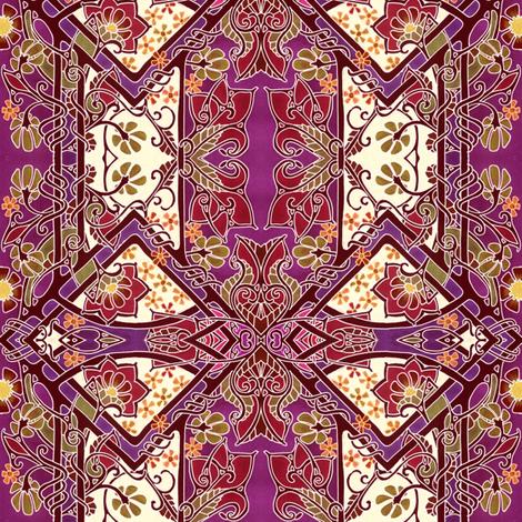 Autumn Symphony fabric by edsel2084 on Spoonflower - custom fabric
