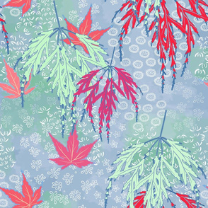 japanese maple garden