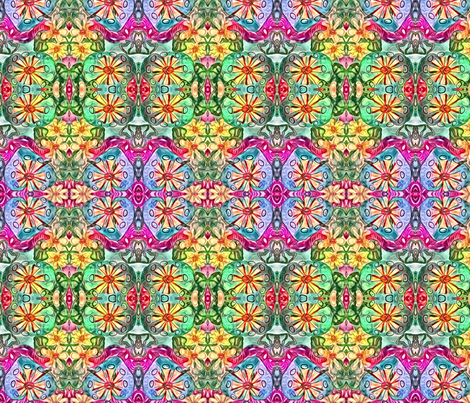 Celandine 2 fabric by theartfuljane on Spoonflower - custom fabric
