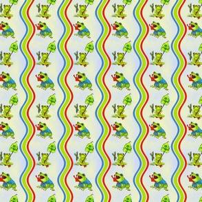 Frog Stripe