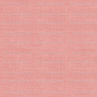 Linen, Warm Pink