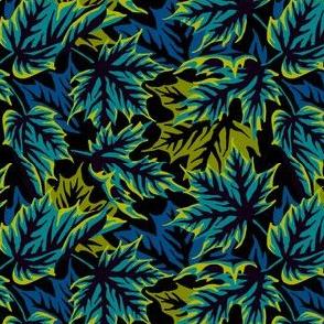 Leaves - Green