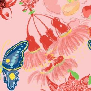A Japanese Australian Garden- Rose Quartz