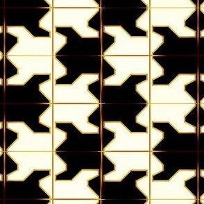 Afro-Sheild Tile