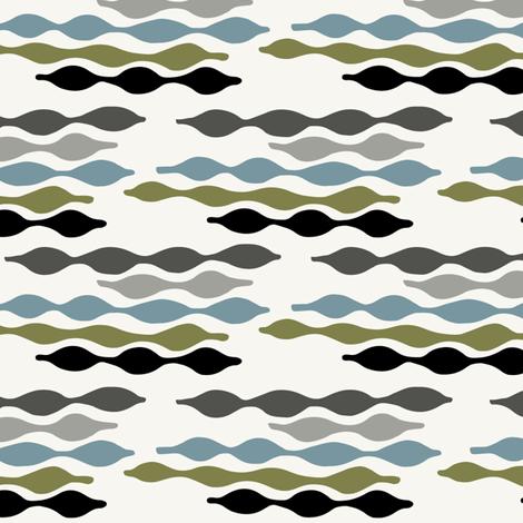 seed pod-cream fabric by heidimariefaessel on Spoonflower - custom fabric