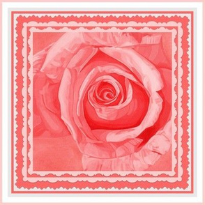 Love Red Rose Quilting