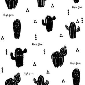 High five Cactus