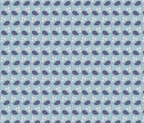 Hawthorn - Alpine fabric by abbyhersey on Spoonflower - custom fabric