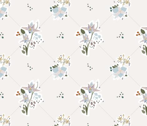 Surrey - Alpine fabric by abbyhersey on Spoonflower - custom fabric