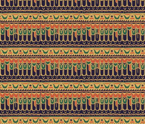 Totem - Alpine fabric by abbyhersey on Spoonflower - custom fabric