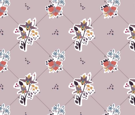 Surrey - Empire fabric by abbyhersey on Spoonflower - custom fabric