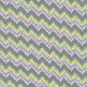 Periwinkle Ikat Chevron_Miss Chiff Designs