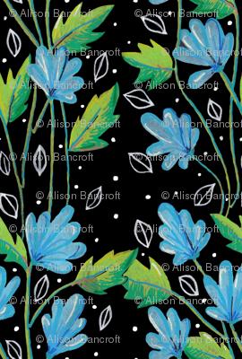 Blue_fan_flowers