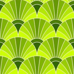 05294855 : fan scale : verdant green