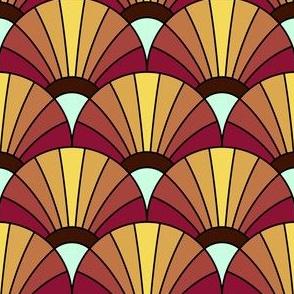 05294921 : fan scale : feathering a nest