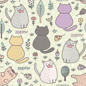Cat Chorus