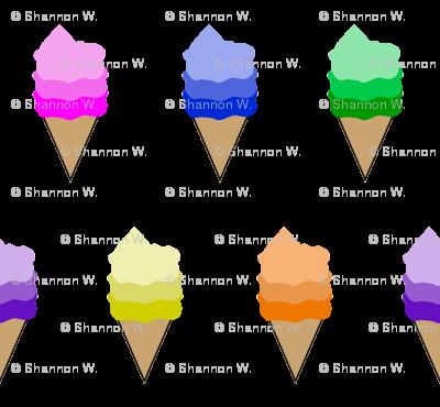 * Ice Cream Flavors *