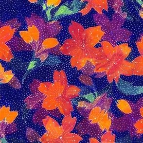 Japanese Garden: Blossoms