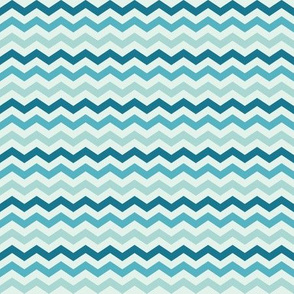 Light Blue Chevron-Anchors Coordinate