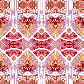 Screaming Pink Garden