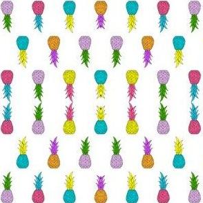 Neon Pineapples