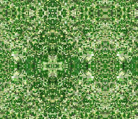 Crop Circles fabric by tetonbadger on Spoonflower - custom fabric